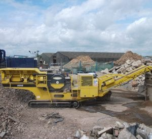 Keestrack B5 Mobile Jaw Crusher